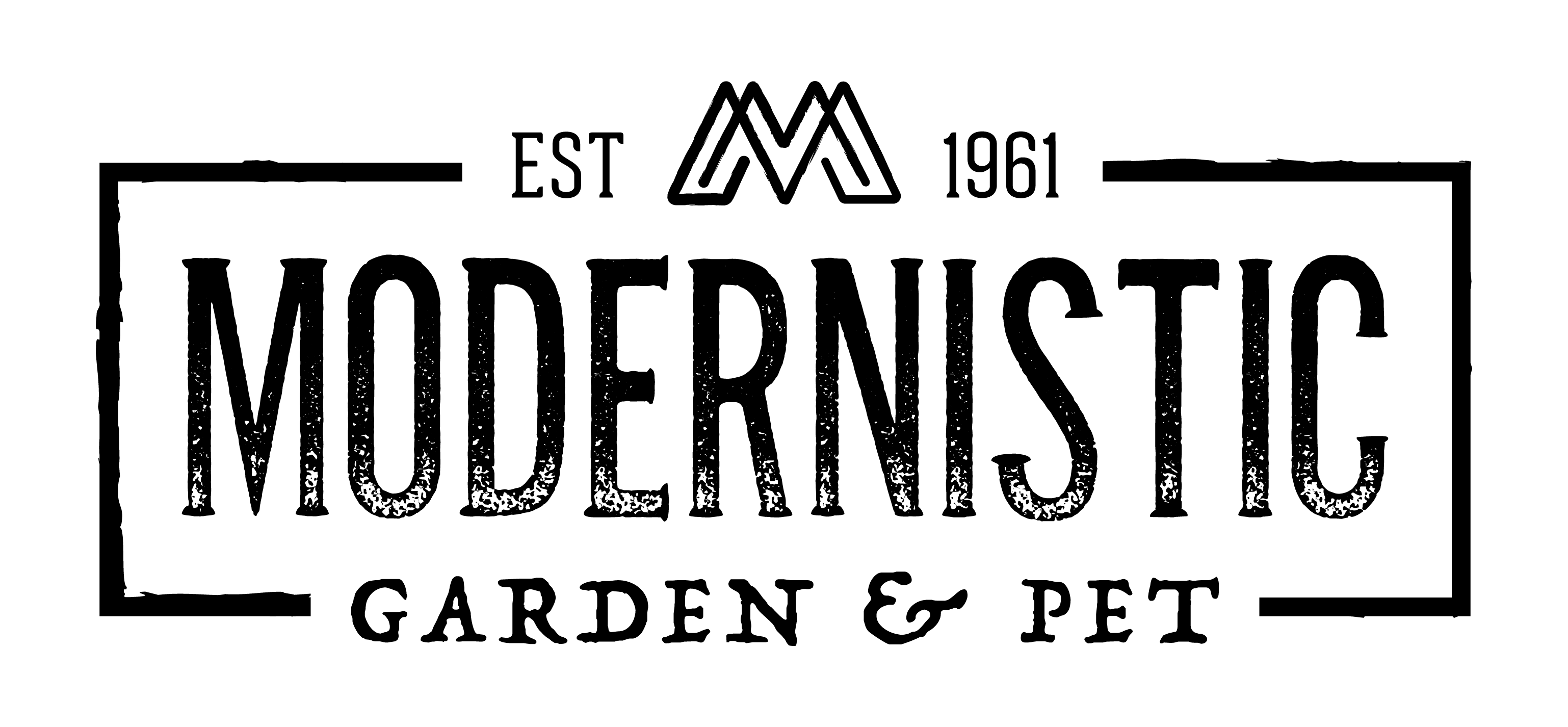 Modernistic Garden and Pet Supply